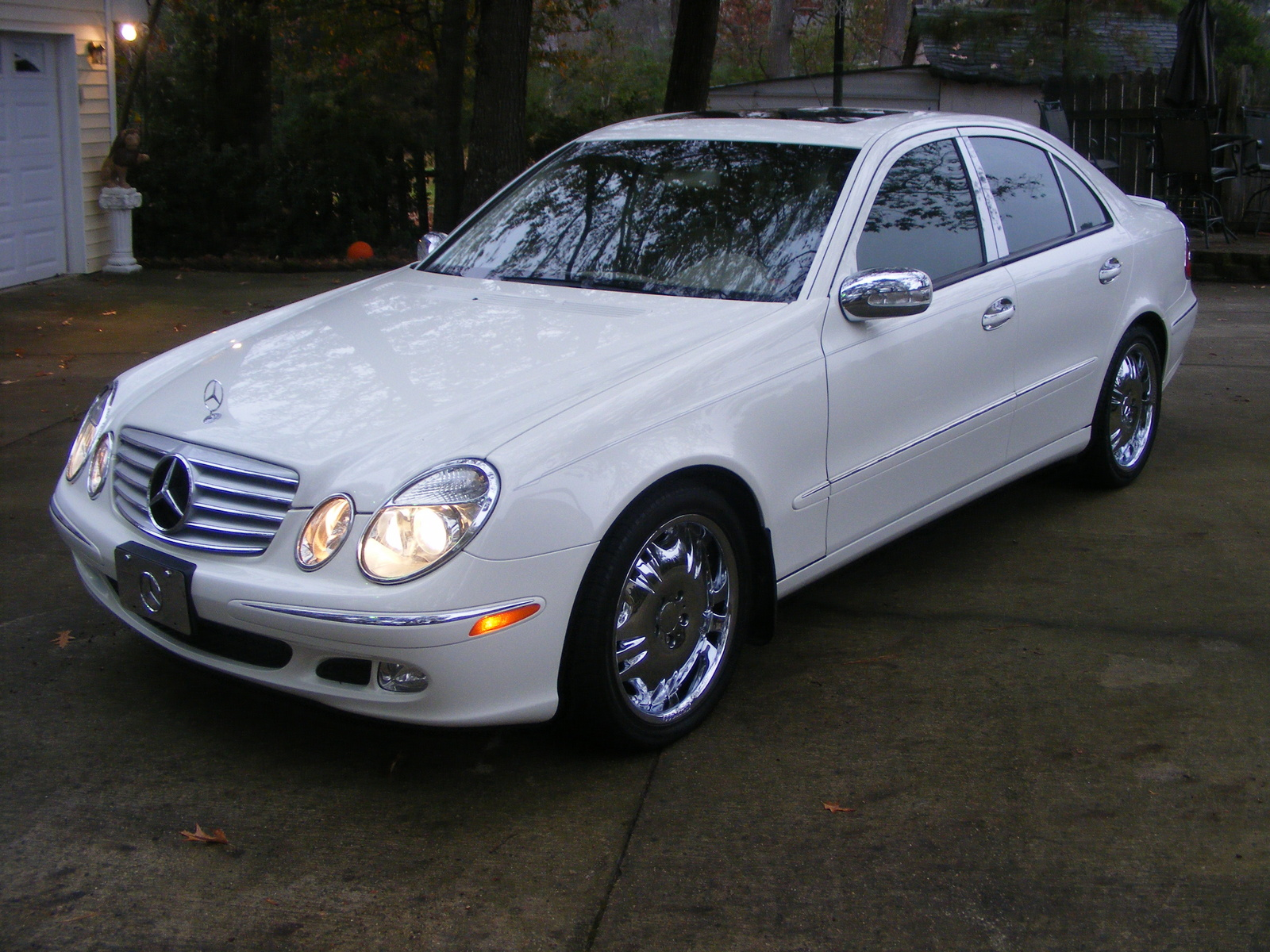 2004 mercedes benz e class pictures cargurus for 2004 mercedes benz e320 review