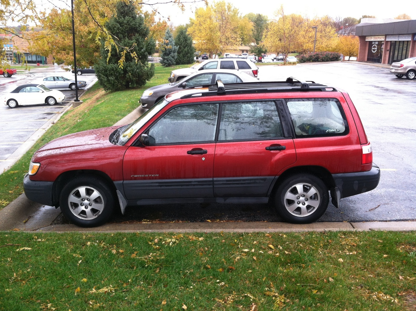 Subaru Forester Questions 2002 Subaru Forester Value Cargurus