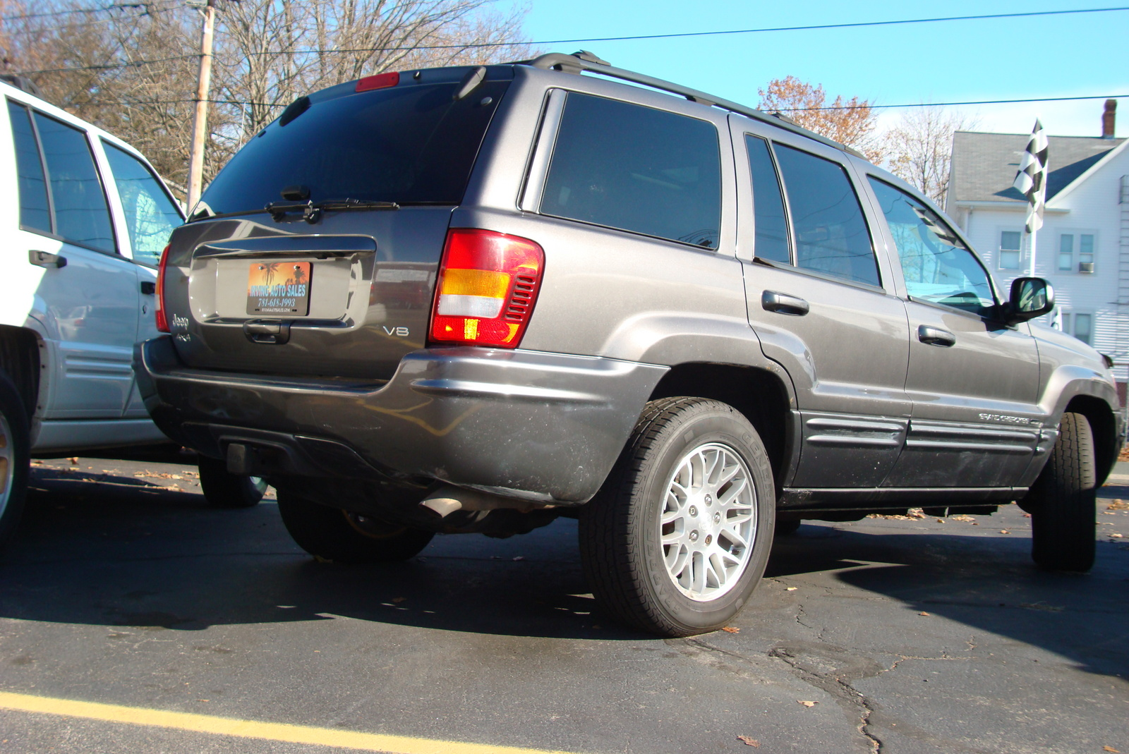 2003 jeep grand cherokee trim information cargurus. Cars Review. Best American Auto & Cars Review