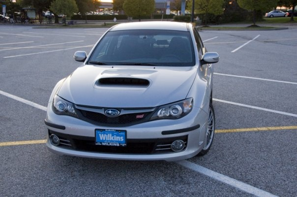 Picture of 2009 Subaru Impreza WRX STI