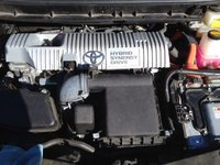Picture of 2012 Toyota Prius v Five, engine