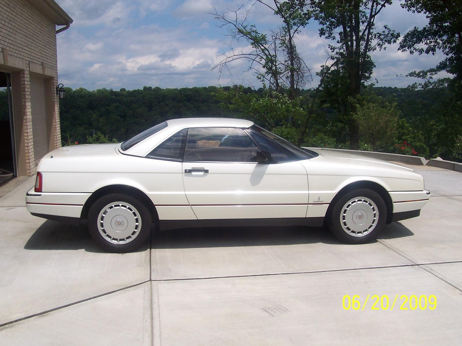 1989 Cadillac Allante Pictures Cargurus