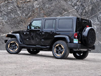 2014 Jeep Wrangler Unlimited Dragon Edition, exterior