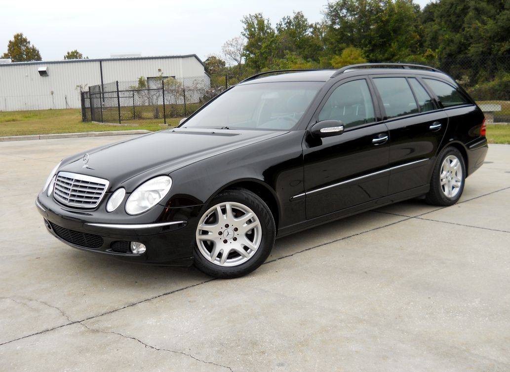 2004 mercedes benz e class pictures cargurus for Mercedes benz e320 wagon