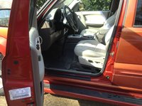 Picture of 2002 Jeep Liberty Limited, interior