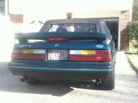 Picture of 1984 Ford Mustang Base Convertible, exterior
