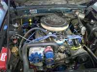 Picture of 1984 Ford Mustang Base Convertible, engine