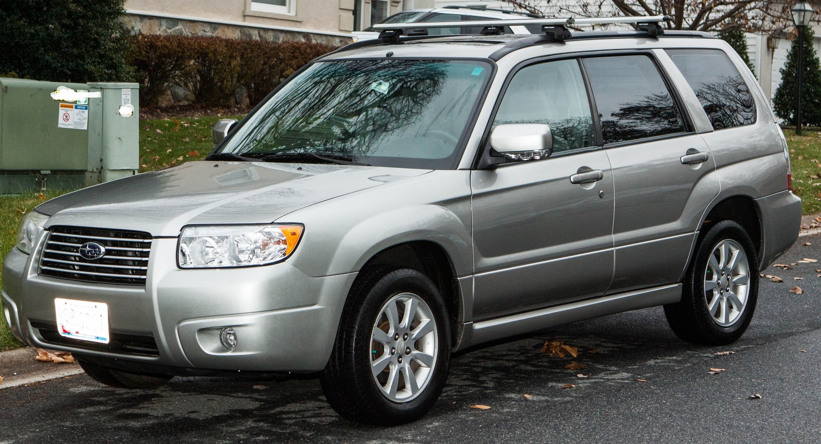 2007 Subaru Forester Autos Post