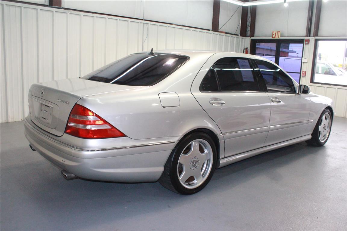 2002 mercedes benz s class trim information cargurus for Mercedes benz s class 2002