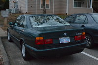1989 BMW 5 Series Overview