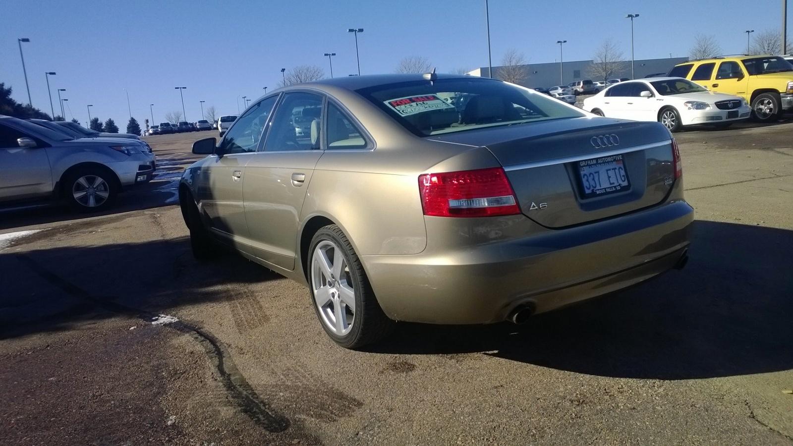 2008 Audi A6 - Pictures - CarGurus