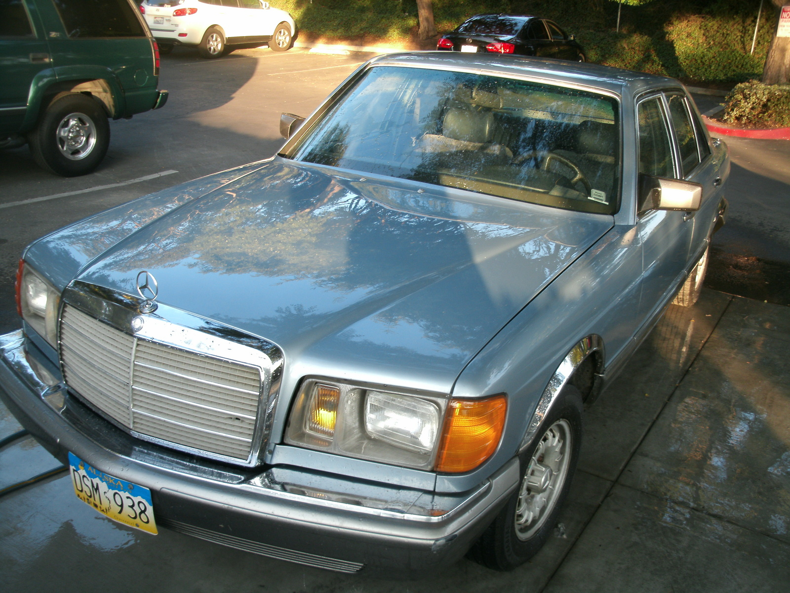 Picture of 1981 Mercedes-Benz 300-Class 300SD Turbodiesel Sedan