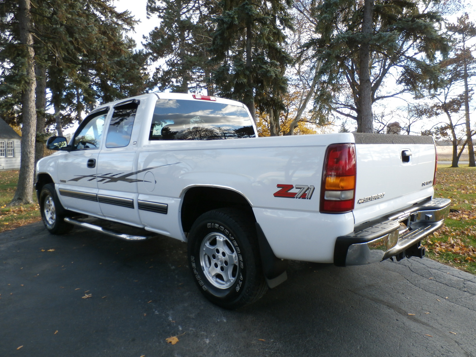 picture of 1999 chevrolet silverado 1500 3 dr ls 4wd extended cab sb. Cars Review. Best American Auto & Cars Review