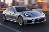 2014 Porsche Panamera, Front-quarter view, exterior, manufacturer
