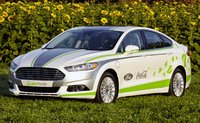 2014 Ford Fusion Energi Picture Gallery