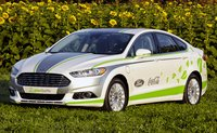Ford Fusion Energi Overview