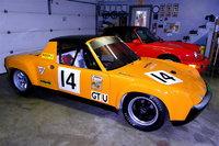 1970 Porsche 914 Overview