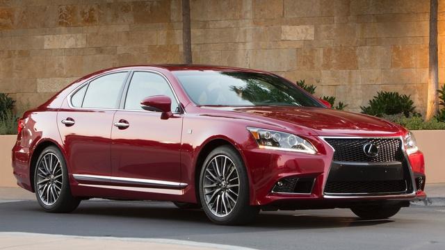 Captivating 2014 Lexus LS 460 Price Analysis
