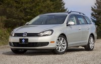 2014 Volkswagen Jetta SportWagen, Front-quarter view, exterior, manufacturer