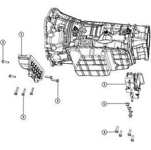 1999 Dodge Ram 1500 Transmission
