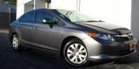 Picture of 2012 Honda Civic LX, exterior