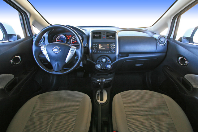 Safety. 6/ 10. 2014 Nissan Versa Note