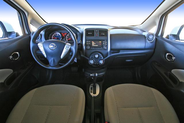 Great Safety. 6/ 10. 2014 Nissan Versa Note