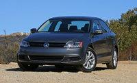 2014 Volkswagen Jetta Sedan front