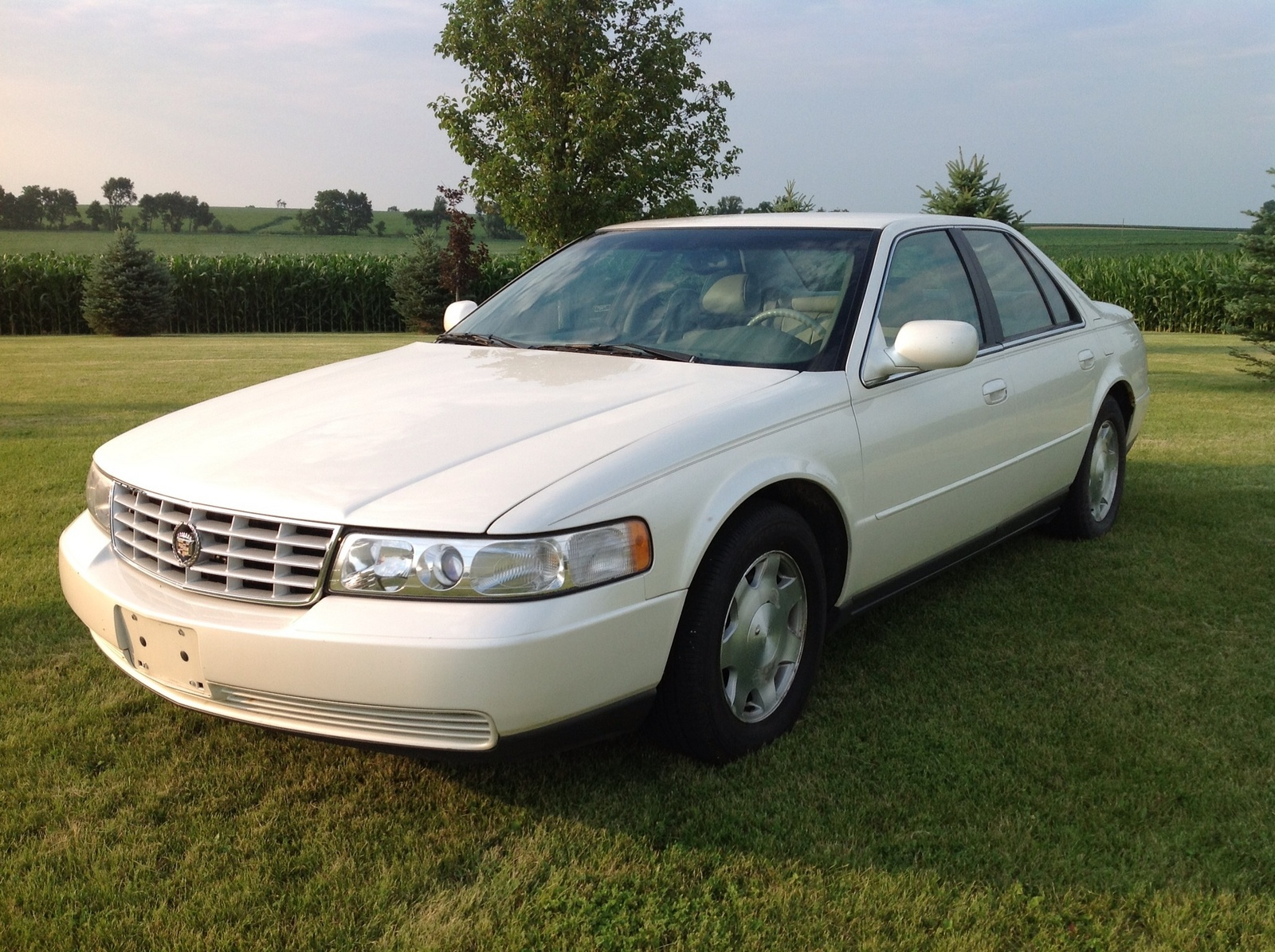 2000 cadillac seville overview cargurus. Cars Review. Best American Auto & Cars Review