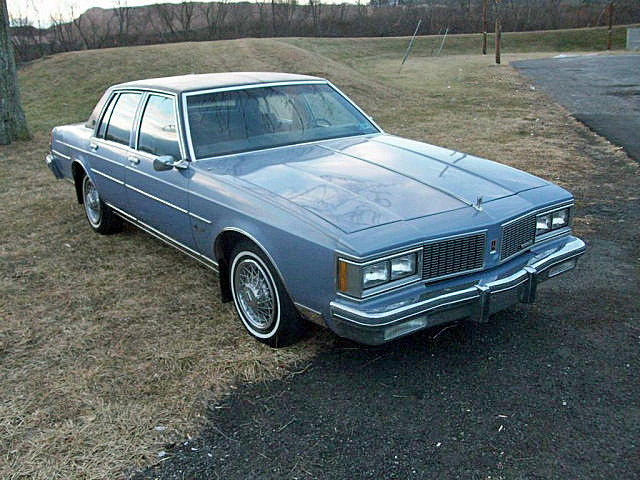 Picture of 1981 Oldsmobile Eighty-Eight