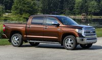 2014 Toyota Tundra, Front-quarter view, exterior, manufacturer