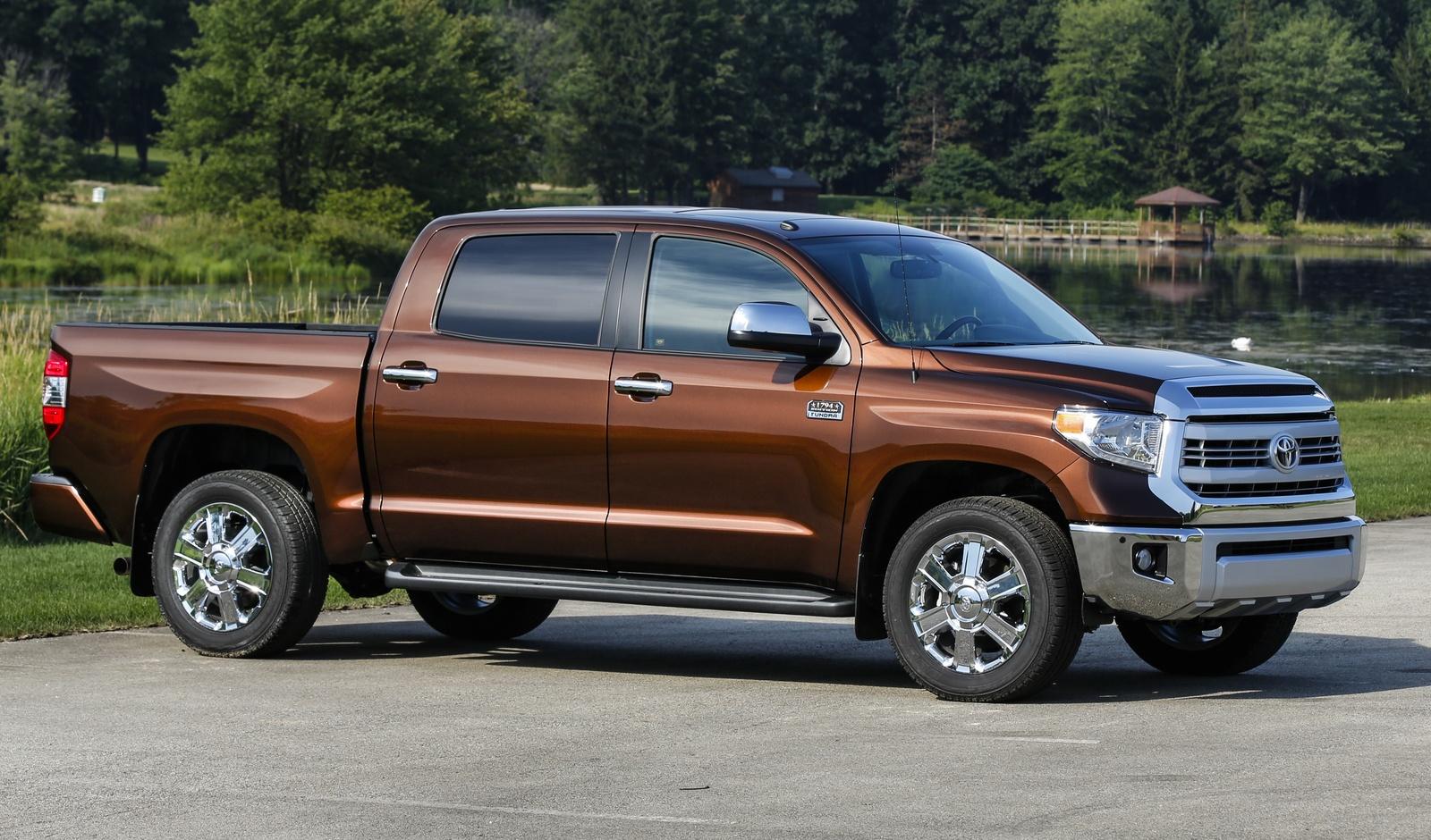 2014 Toyota Tundra Pictures Cargurus