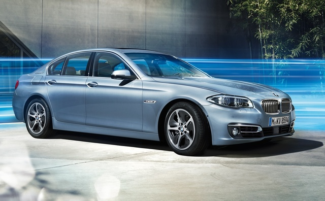 2014 Bmw Activehybrid 5 Overview Cargurus