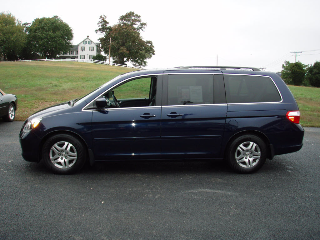 2005 Honda Odyssey Pictures C2088_pi36467043on Honda N600