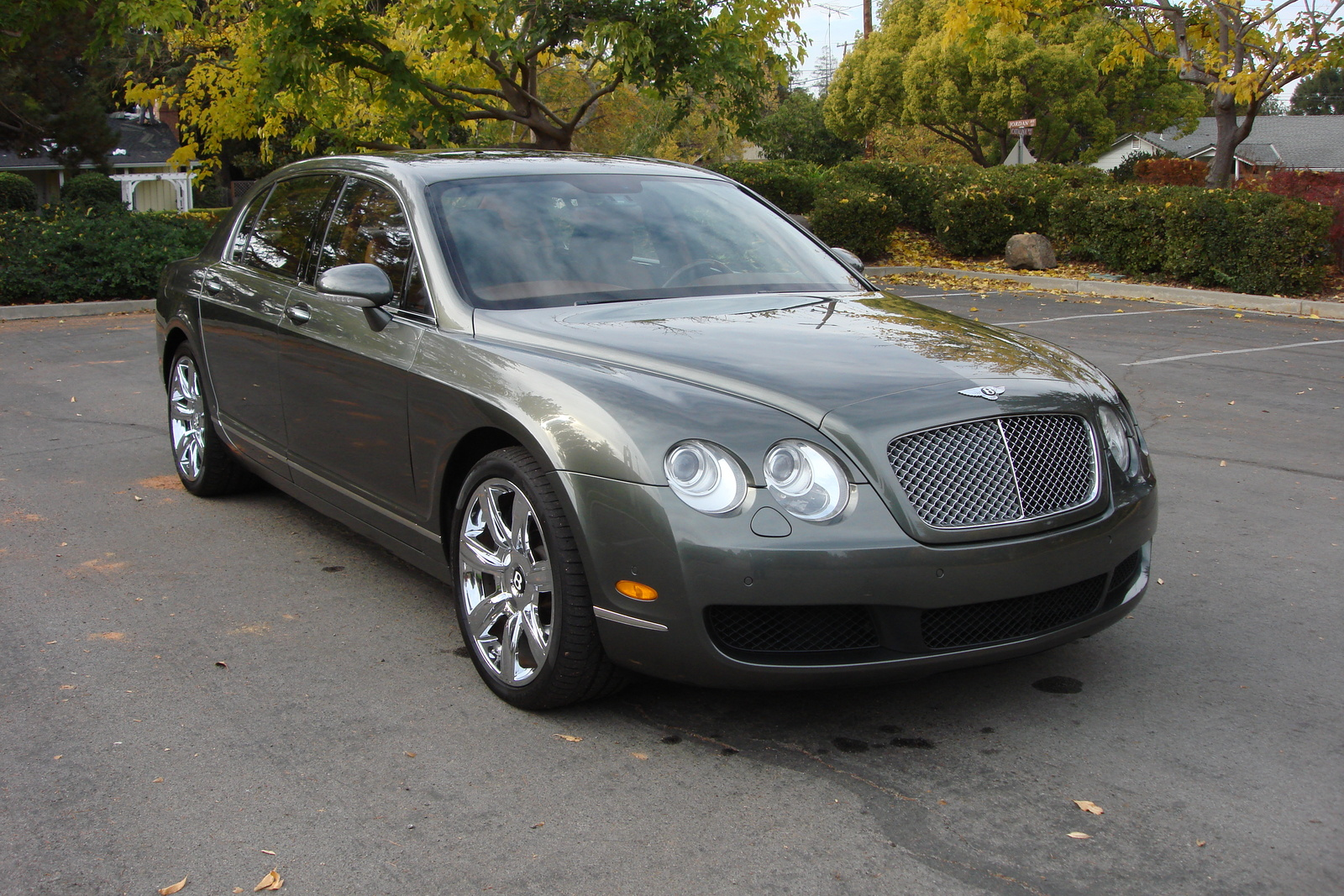 2006 bentley continental flying spur for sale cargurus. Black Bedroom Furniture Sets. Home Design Ideas
