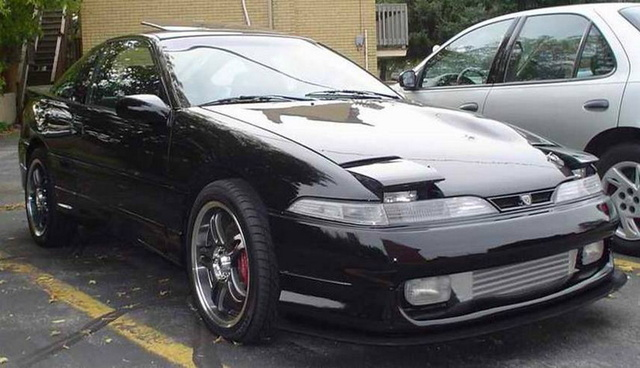 Picture of 1991 Mitsubishi Eclipse GSX Turbo AWD