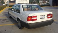 Picture of 1992 Volvo 940 4 Dr GL Sedan, exterior