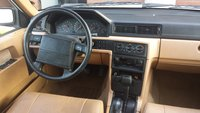 Picture of 1992 Volvo 940 4 Dr GL Sedan, interior