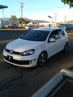 Picture of 2011 Volkswagen GTI 2.0T w/ Sunroof 2dr, exterior