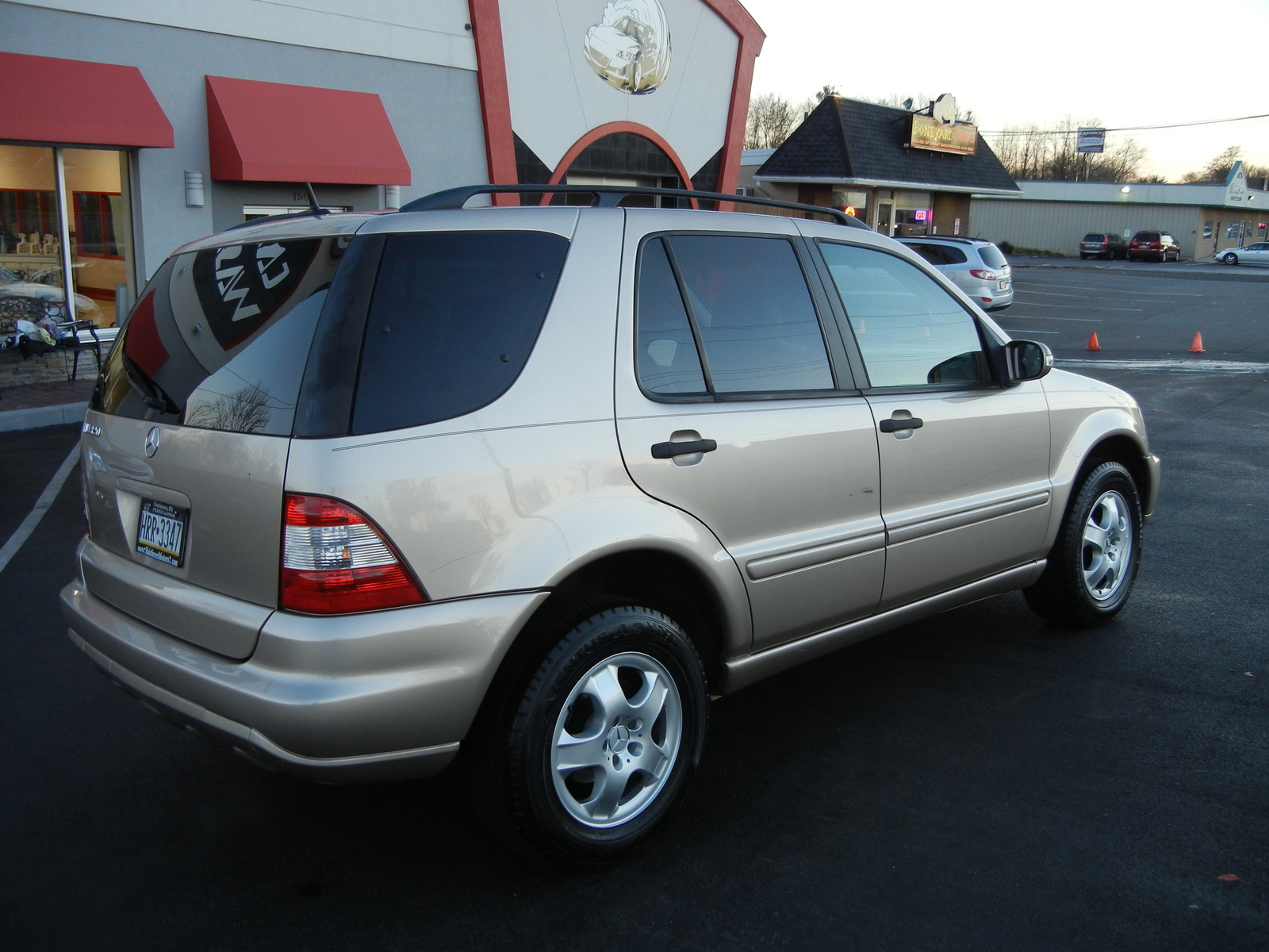 2003 mercedes benz m class pictures cargurus for 2003 mercedes benz ml320 problems