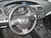 Picture of 2012 Mazda MAZDA3 i Grand Touring Hatchback, interior