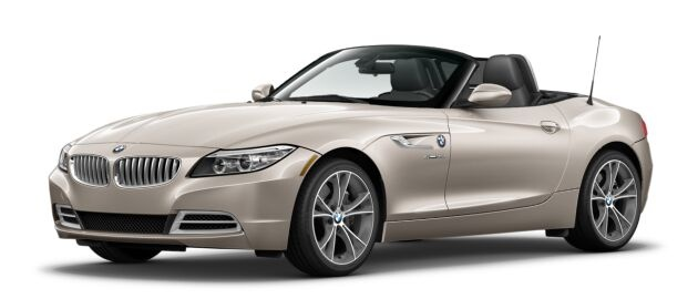 2014 BMW Z4, Front-quarter view, exterior, manufacturer, gallery_worthy