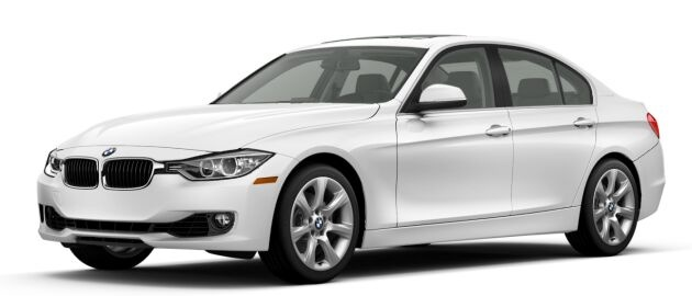 2014 BMW ActiveHybrid 3, Front-quarter view, exterior, manufacturer, gallery_worthy
