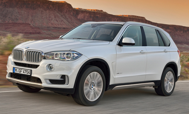 2014 BMW X3, Front-quarter view, exterior, manufacturer, gallery_worthy