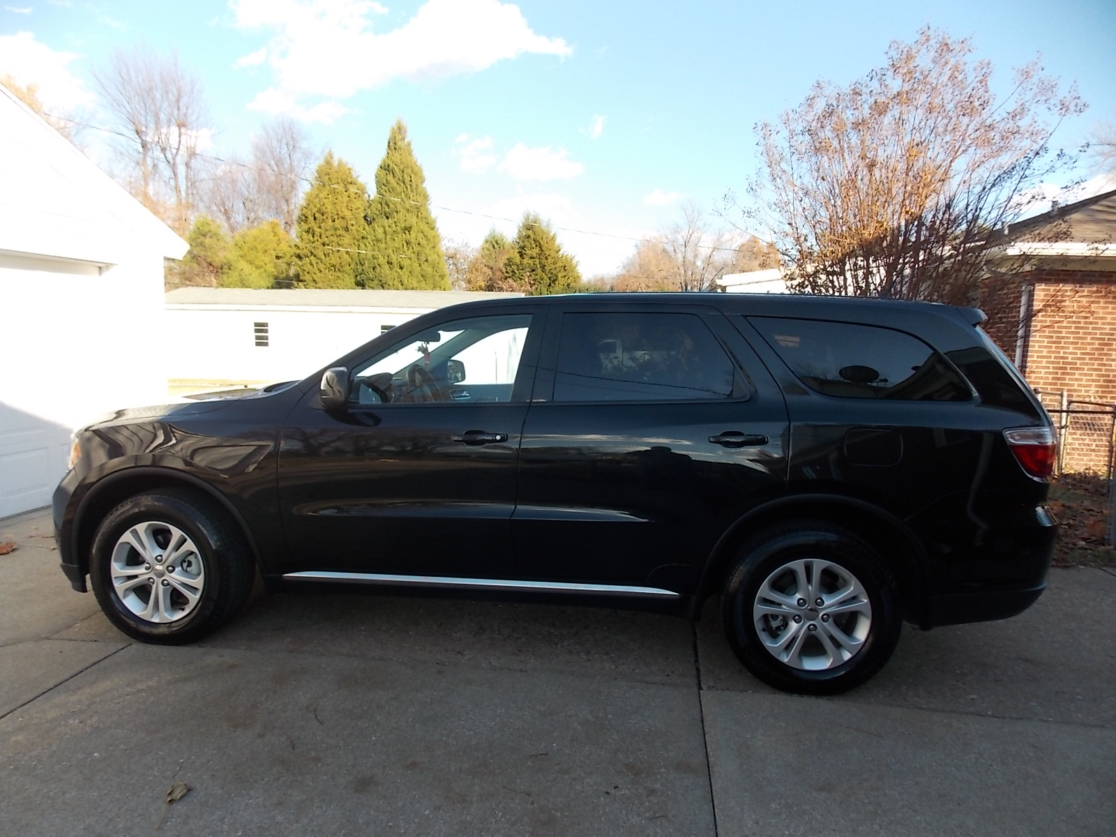 picture of 2013 dodge durango sxt awd exterior. Cars Review. Best American Auto & Cars Review