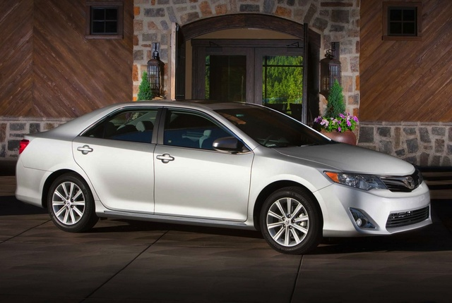 2014 toyota camry overview cargurus. Black Bedroom Furniture Sets. Home Design Ideas
