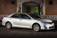 2014 Toyota Camry, Front-quarter view, exterior, manufacturer