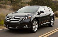 2014 Toyota Venza, Front-quarter view, exterior, manufacturer