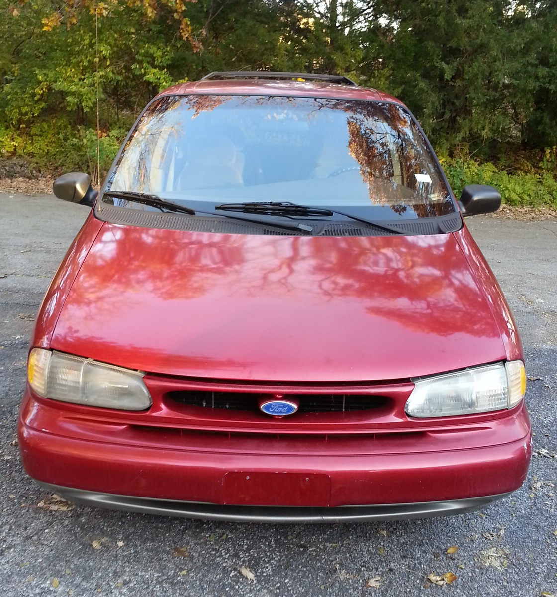 Picture of 1996 Ford Windstar 3 Dr GL Passenger Van