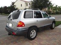 Picture of 2002 Hyundai Santa Fe LX AWD, exterior